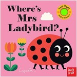 Where's Mrs Ladybird? (Board Book)