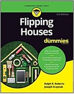 Flipping Houses for Dummies (Paperback, 3)
