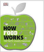 How Food Works: The Facts Visually Explained (Hardcover)