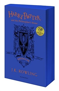 Harry Potter and the Philosopher's Stone - Ravenclaw Edition (Paperback, 영국판)