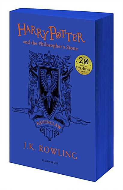 Harry Potter and the Philosophers Stone - Ravenclaw Edition (Paperback, 영국판)