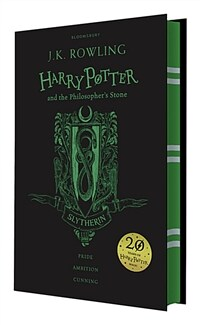 Harry Potter and the Philosopher's Stone - Slytherin Edition (Hardcover, 영국판)