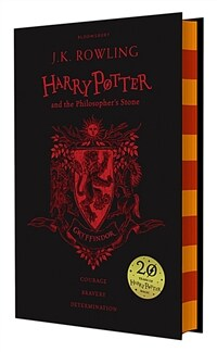 Harry Potter and the Philosopher's Stone - Gryffindor Edition (Hardcover, 영국판)