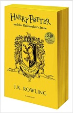 Harry Potter and the Philosopher's Stone - Hufflepuff Edition (Paperback, 영국판)
