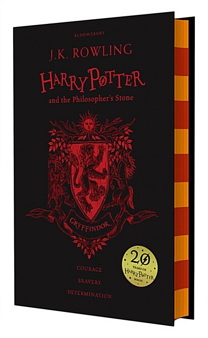 Harry Potter and the Philosophers Stone - Gryffindor Edition (Hardcover, 영국판)