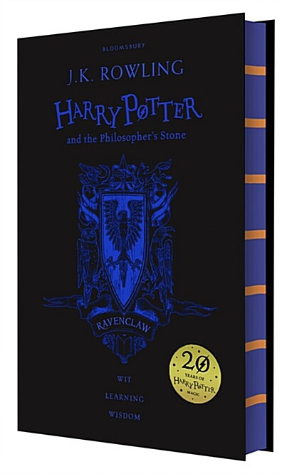 Harry Potter and the Philosophers Stone - Ravenclaw Edition (Hardcover, 영국판)