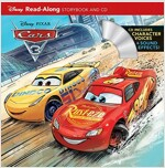Cars 3 Read-Along Storybook and CD [With Audio CD] (Paperback)