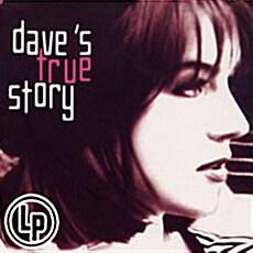 [수입] Daves True Story - Dave's True Story [180g 오디오파일 LP][Limited Edition]