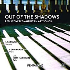 [수입] Out Of The Shadows - 미국 예술 가곡 모음집 [SACD Hybrid]