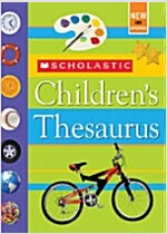 Scholastic Children's Thesaurus (Hardcover, Revised)
