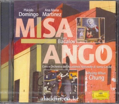 정명훈 - Misa Tango (미사 탱고)