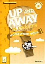 Up and Away in English Homework Books: Pack 4 (Package)