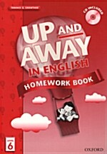 Up and Away in English Homework Books: Pack 6 (Package)