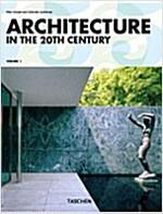 Architecture in the Twentieth Century (Paperback, 25th, Anniversary)