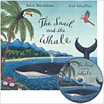 노부영 The Snail and the Whale (Paperback + CD)