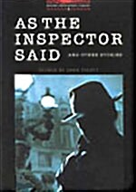 As the Inspector said and Other Stories (paperback)