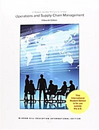 ISE Operations And Supply Chain Management (Paperback)