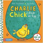 CHARLIE CHICK FINDS AN EGG (Hardcover)