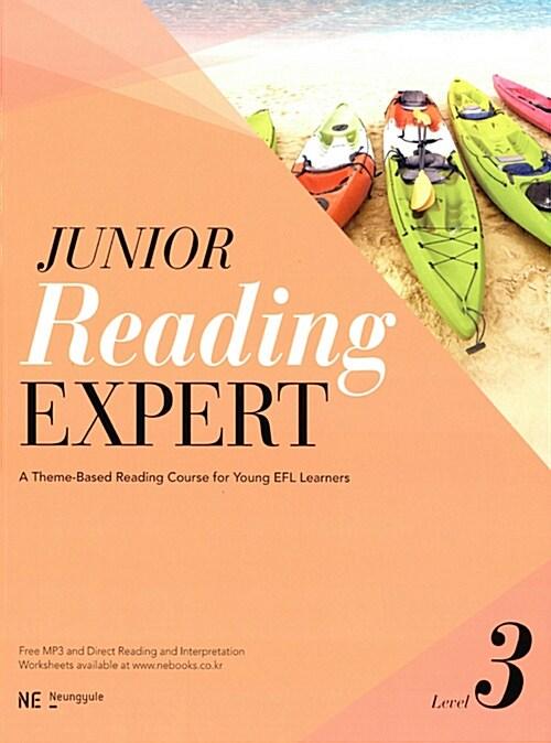 Junior Reading Expert 3