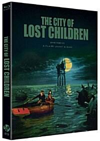 [블루레이] 잃어버린 아이들의 도시 : 일반판