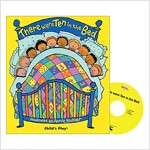 Pictory Set IT-06 / There Were Ten in the Bed (Hardcover + Audio CD