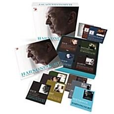 [수입] 아르농쿠르 - 소니 레코딩 전집 [61CD+3DVD+CD-ROM 한정반]