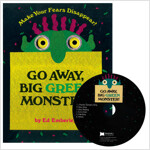 노부영 세이펜 Go Away Big Green Monster! (Hardcover + CD)