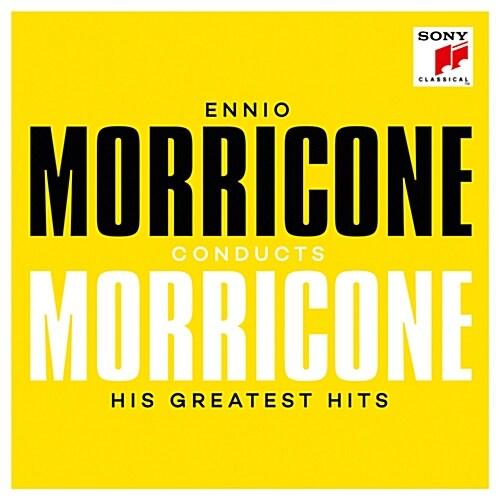 Ennio Morricone - Ennio Morricone conducts Morricone: His Greatest Hits [재발매]