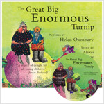 노부영 세이펜 The Great Big Enormous Turnip (Paperback + CD)