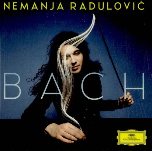[수입] 바흐 : 바이올린 협주곡 BWV.1041, 토카타와 푸가, 샤콘느 외