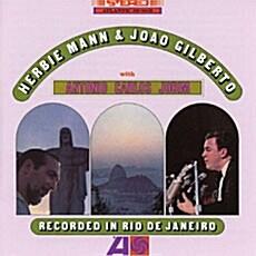 [수입] Herbie Mann & Joao Gilberto With A.C.Jobim - Recorded In Rio De Janeiro [2016 New Version]