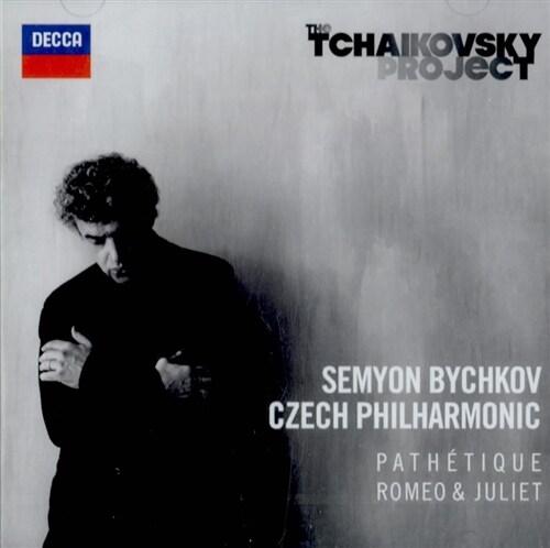 [수입] 차이코프스키 : 교향곡 6번, 로미오와 줄리엣 서곡