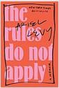 [중고] The Rules Do Not Apply: A Memoir (Hardcover, Deckle Edge)