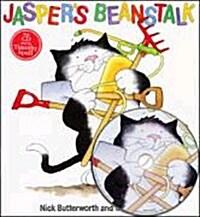 Jaspers Beanstalk (Paperback + Audio CD)