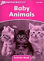 Dolphin Readers Starter Level: Baby Animals Activity Book (Paperback)