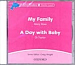 Dolphin Readers: Starter Level: My Family & A Day with Baby Audio CD (CD-Audio)