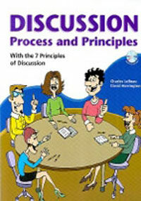 Discussion Process and Principles (Paperback + CD 1장)