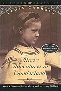 [중고] Alices Adventures in Wonderland (Paperback)