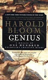 Genius: A Mosaic of One Hundred Exemplary Creative Minds (Paperback)