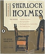 The New Annotated Sherlock Holmes: The Novels (Hardcover, Slipcased)