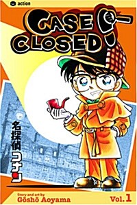 Case Closed, Vol. 1, Volume 1 (Paperback)