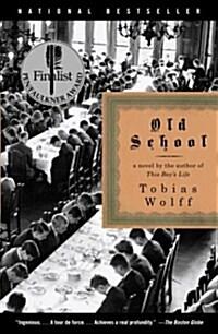 [중고] Old School (Paperback)