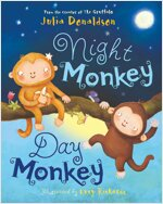 Night Monkey, Day Monkey (Paperback)