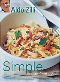 [중고] Simple Italian Cookery (Paperback)