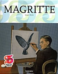 Magritte (Hardcover, 25th, Anniversary)