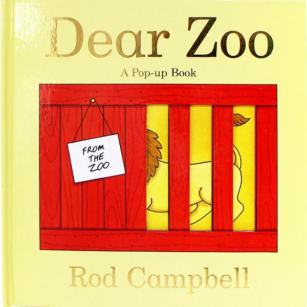 Dear Zoo (Hardcover, Little Simon Po)