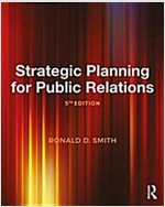 Strategic Planning for Public Relations (Paperback, 5 New edition)