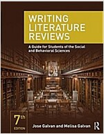 Writing Literature Reviews : A Guide for Students of the Social and Behavioral Sciences (Paperback, 7 New edition)