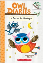 Owl Diaries #6 : Baxter Is Missing (Paperback)