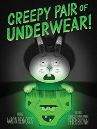 Creepy Pair of Underwear! (Hardcover)